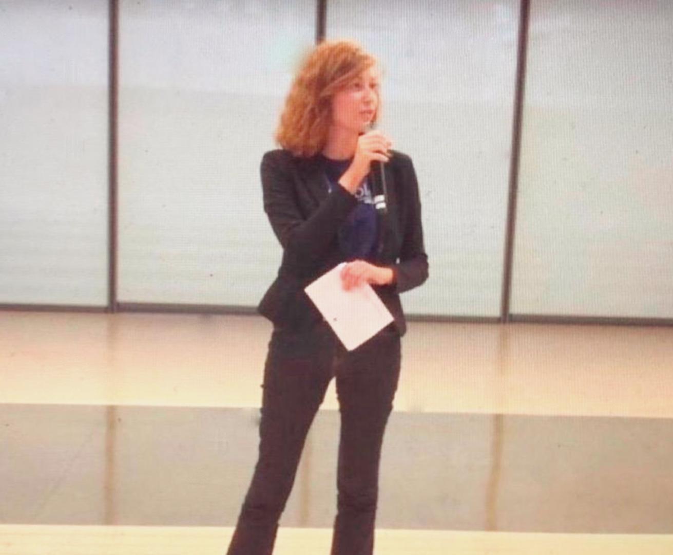 Chiara Sivieri-conference-leadership